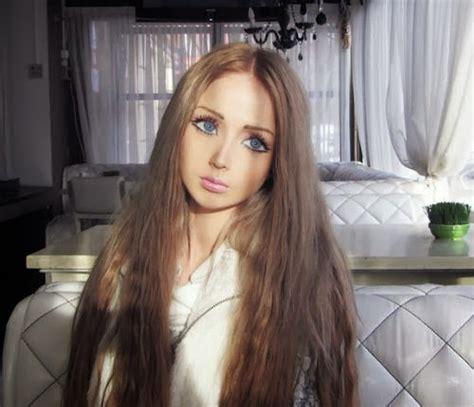 human barbie doll eyes classify ukrainian model masha tylena page 2