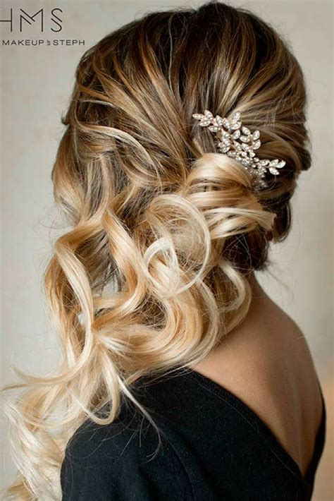 hair styles for back of best 25 cute hairstyles for prom ideas on pinterest