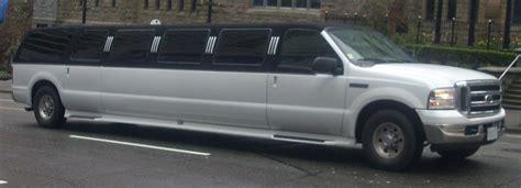 excursion limousine ford excursion limo