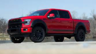 F150 Ford 2016 Roush F 150 Sc Packs 600 Horsepower Autoevolution