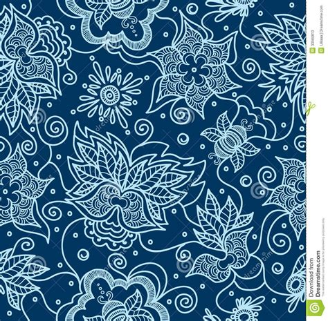 Muster Indisch by Indian Patterns Background