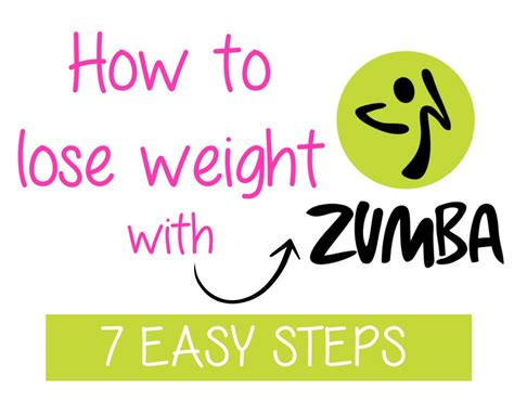 Zumba Steps For Weight Loss | how to lose weight with zumba in 7 easy steps