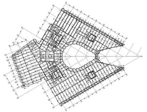 2 Storey Commercial Building Floor Plan by Multi Storey Office Buildings Steelconstruction Info