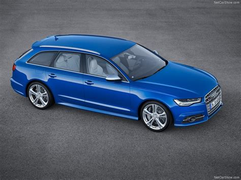 Audi S6 Avant (2015) picture #06, 800x600