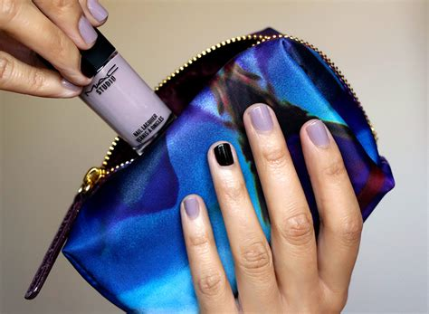 swinging blog current nail polish situation mac blog this and simply