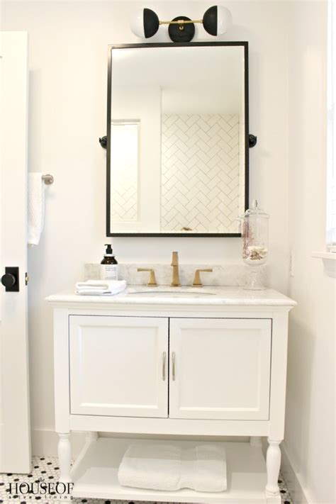 Modern Black And White Bathroom by Bc Bathrooms The House Of Silver Lining