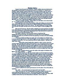 A Of Mistaken Identity Essay Ideas by Creative Writing Mistaken Identity For A While Everything Seemed Normal The Rhythm Of The