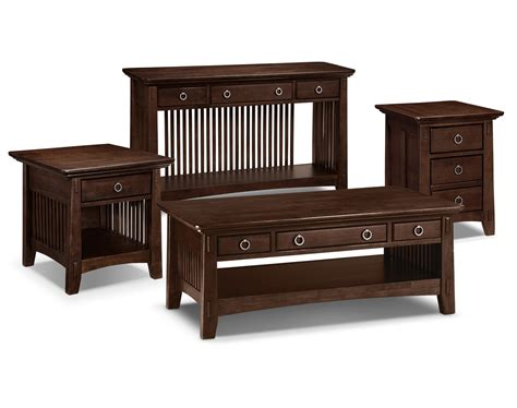 american signature arts and crafts bed the arts crafts collection chocolate american