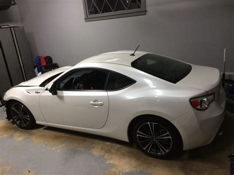 2014 scion fr s wrecked repairable for sale