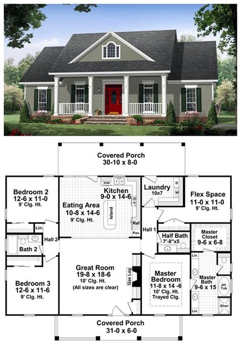 suson place colonial home plan colonial country traditional house plan 59952 a well