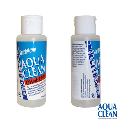 durata lade a led aqua clean additivo per purificare l acqua 100 ml