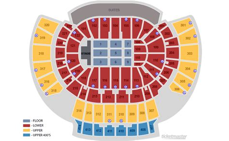 philips arena floor plan tickets red hot chili peppers atlanta ga at ticketmaster