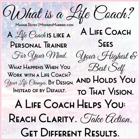 life couch what is a life coach