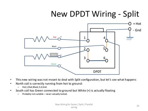 dpst wiring diagram with ground