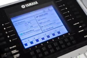 Lcd Yamaha Psr S900 yamaha psr s900 ljud ljus uthyrning event media