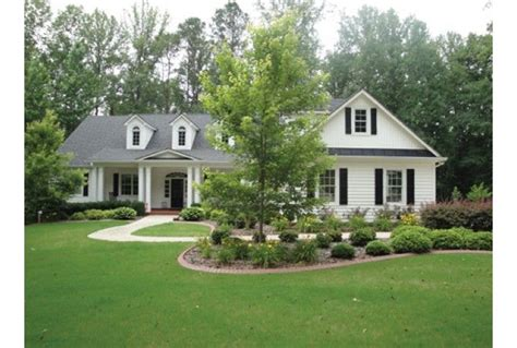 one story dream homes beautiful one story house plans dream house pinterest