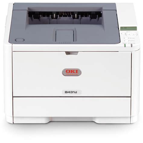 Toner Oki B431dn Oki B431dn A4 Mono Led Laser Printer 01282502