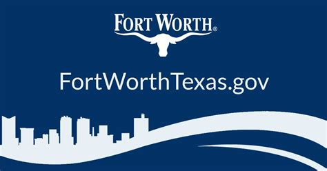 City Of Fort Worth Records Welcome To The City Of Fort Worth