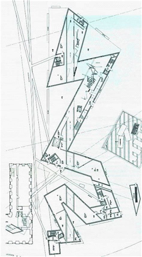 jewish museum berlin floor plan jewish museum berlin folio