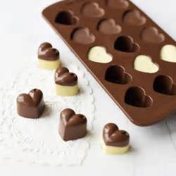 chocolate hearts cutestfood com