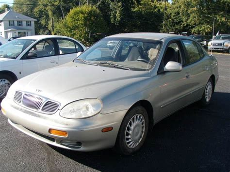 how does cars work 2002 daewoo leganza electronic toll collection 2002 daewoo leganza se 4dr sedan in mishawaka in autoworks