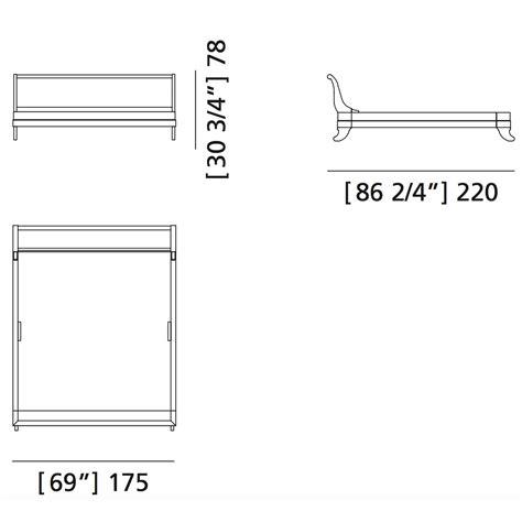 letto luigi filippo letto luigi filippo 2834 artital lighting home design