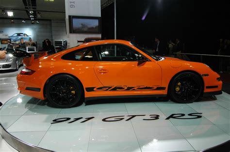 porsche orange paint porsche 911 gt3 technical details history photos on