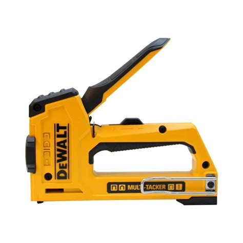 dewalt 4 in 1 heavy duty staple and brad tacker dwhttr410