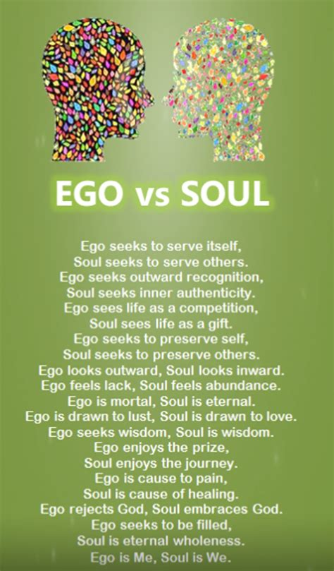 soulful simplicity how living with less can lead to so much more books ego vs soul live this i this besoulful 161 notably