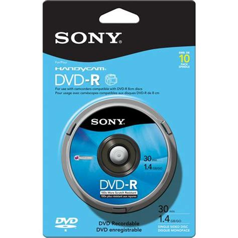 format dvd rw discs sony 8cm dvd r recordable disc spindle pack of 10