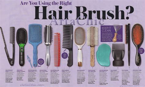 what type of hair do you use for poetic justice braids are you using the right combs brushes for your hair