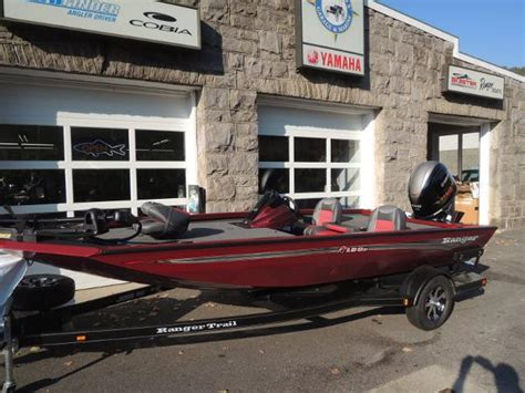 2017 Ranger RT198P   20 foot 2017 Ranger Boat in Lyme CT
