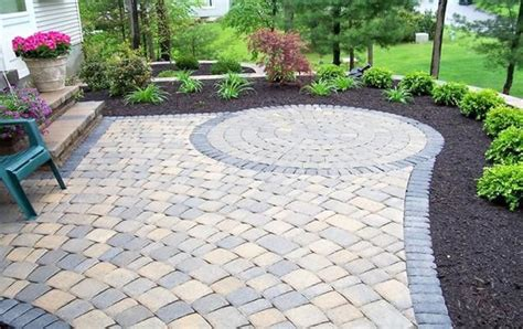 stone for backyard patio 30 creative patio ideas and inviting backyard designs
