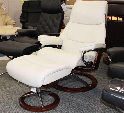 light grey recliner chair stressless view signature base medium light grey by