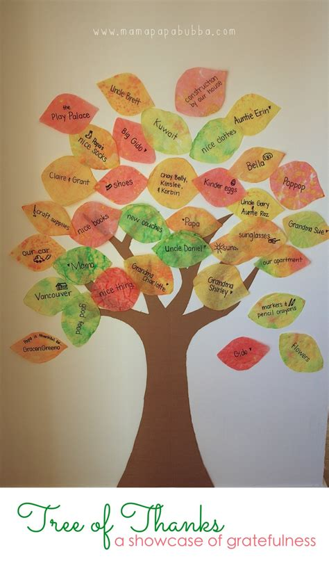 Thanksgiving Craft Ideas Planting Tree Coloring Page - 15 gratitude crafts for s happy hive