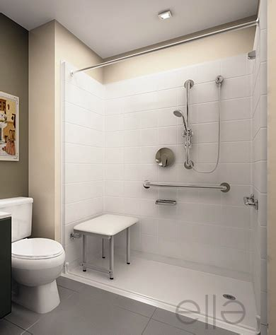 Handicapped Shower Stalls by Hydrotherapy Walk In Bathtubs Provider Aging Safely