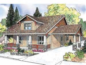 Craftsman House Plans With Porte Cochere craftsman with porte cochere hwbdo13281 craftsman from