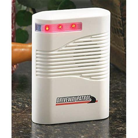 driveway patrol infrared wireless alarm system 166830