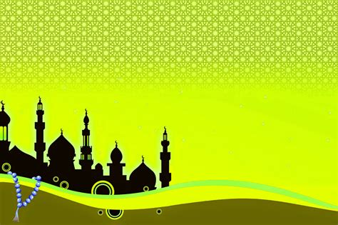 Wallpaper Animasi Vektor | kumpulan desain background islami sambut ramadhan 1438 h