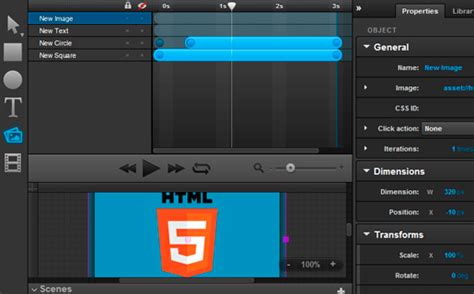 imagenes web html5 top 5 herramientas para crear html5 y css3 redusers