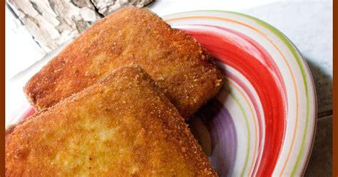 mozzarella in carrozza origine torsolo di mela mozzarella in carrozza food