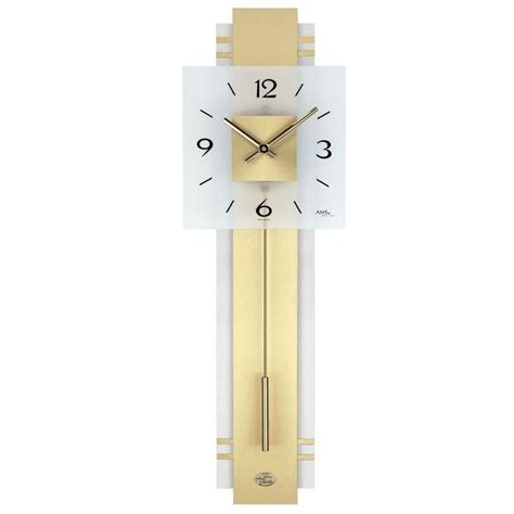 stylish wall clocks ams 7301 stylish modern wall clock