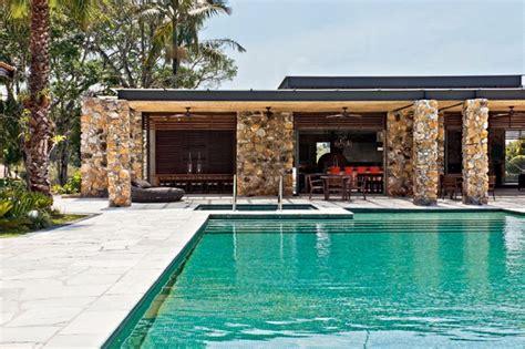 Ranch Style Home Designs Uma Fazenda Para Reunir Tr 234 S Gera 231 245 Es Casa Vogue Casas