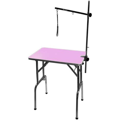 grooming tables emperor grooming tables pink emperor pro grooming table 28 quot emperor grooming