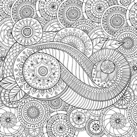 peaceful patterns coloring pages 23 best mindfulness colouring images on pinterest