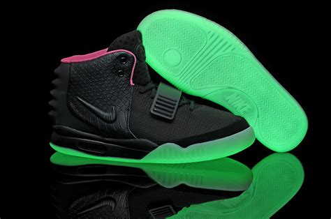 Nike Glow In The nike air yeezy 2 black solar glow in the for sale new jordans 2015
