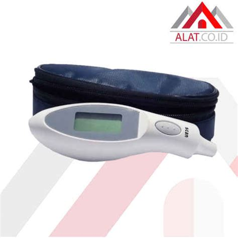 Termometer Otomatis termometer inframerah telinga amtast et 100b distributor