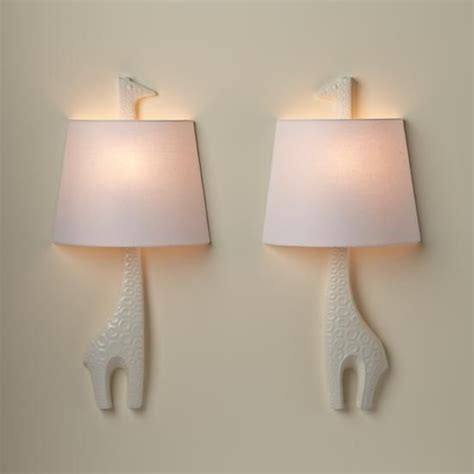 giraffe wall light 41 coolest night lights to buy or diy