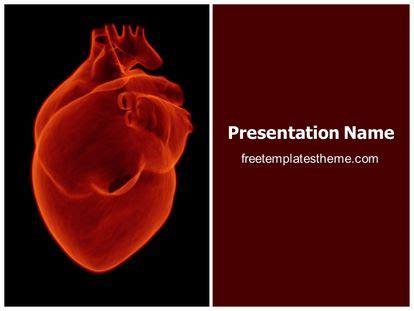 theme powerpoint heart free human heart powerpoint template freetemplatestheme com