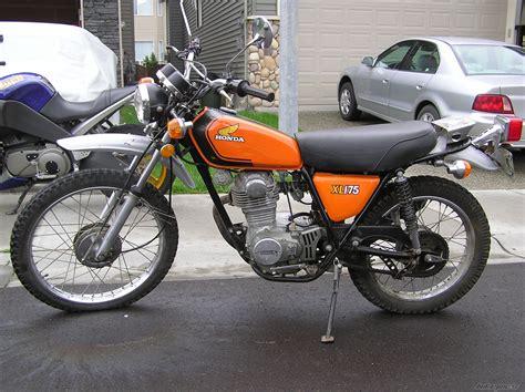 Honda Xl175 by 1974 Honda Xl 175 Picture 601570